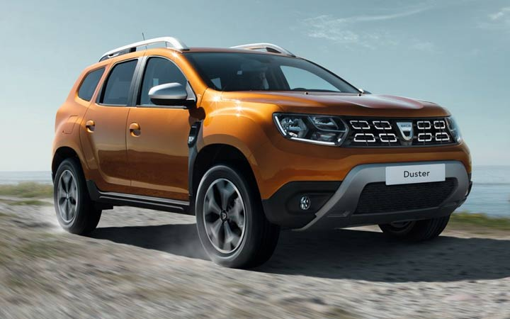 Renault Duster 2018-2019