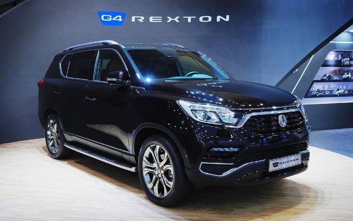 SsangYong Rexton G4 2018-2019