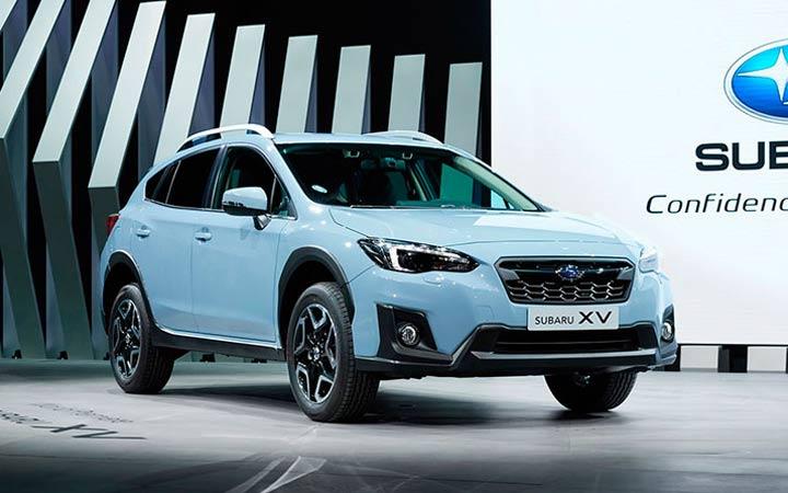 Subaru XV 2018-2019