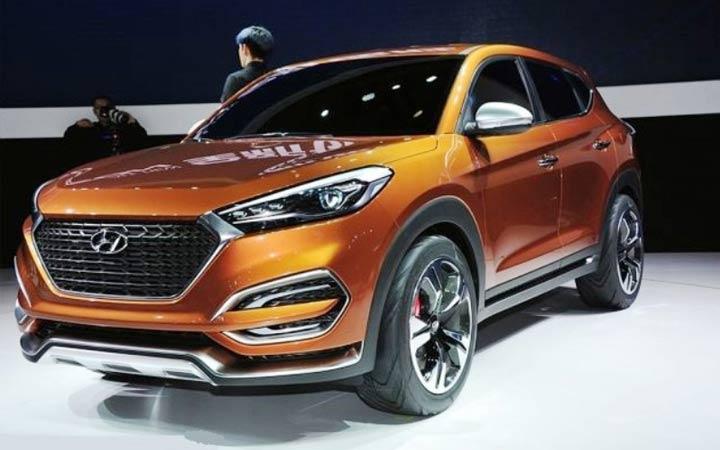 Hyundai Tucson 2018-2019