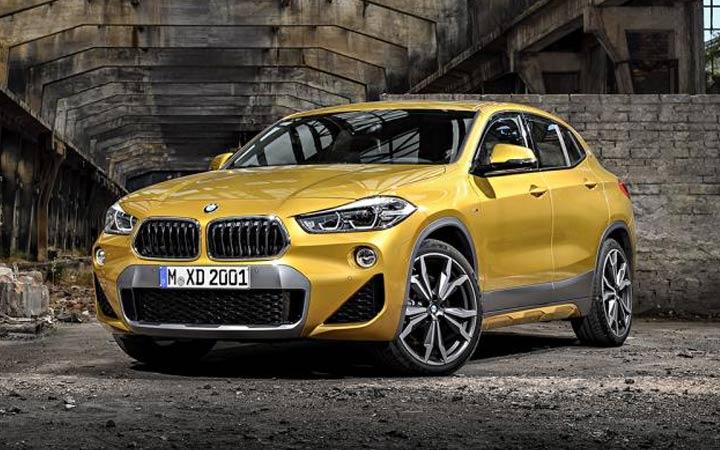 BMW X2 2018-2019 года