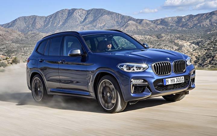 BMW X3 2018-2019