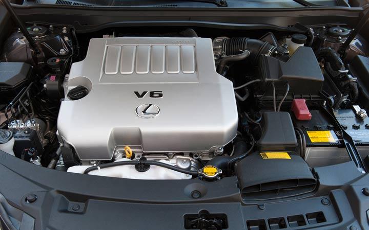 Двигатель Lexus ES 2019