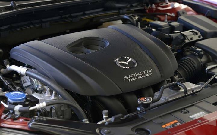 Двигатель Mazda 3 2019