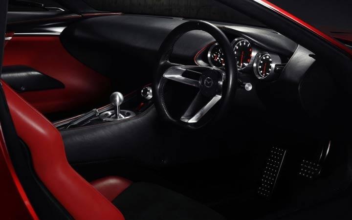 Интерьер Mazda 3 2019