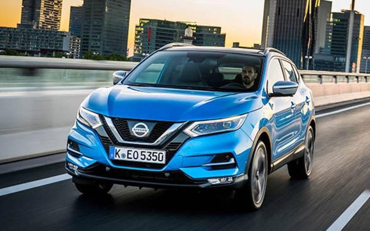 Nissan Qashqai 2018-2019