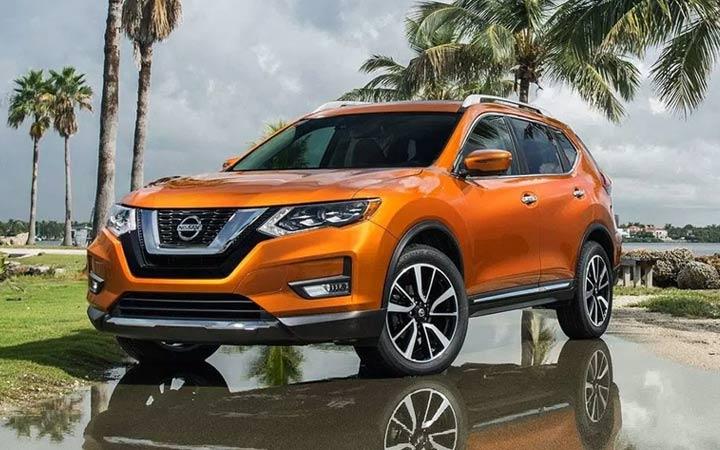 Nissan X-trail 2018-2019 года