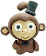 обезьяна в смокинге