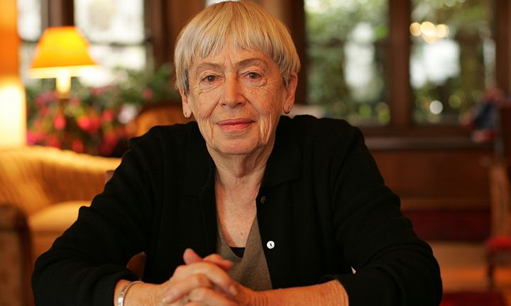Ursula Kreber Le Guin