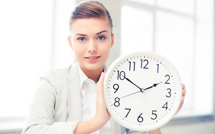 Табель рабочего времени на 2019 год