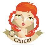 девушка рак