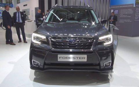 Оптика Subaru Forester 2019