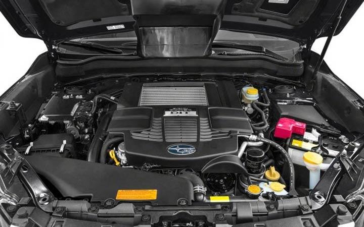 Двигатель Subaru Forester 2019
