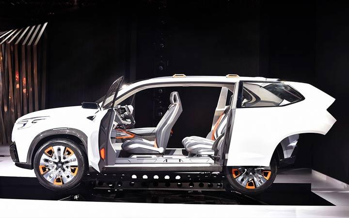 Концепт Subaru Forester