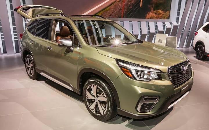Subaru forester 2019 года - КалендарьГода изоражения