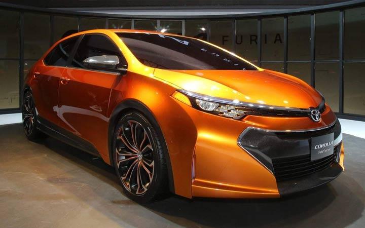 Toyota Corolla седан 2019