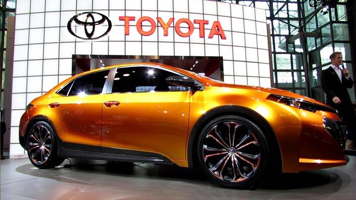 Toyota Corolla Concept
