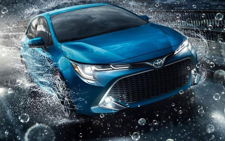 Новая Toyota Corolla 2019 года. Характеристика изоражения