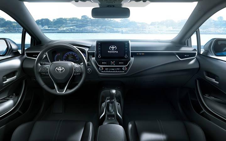 Toyota Corolla 2019 года