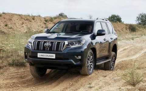 Новый Toyota Land Cruiser Prado 2018-2019 года