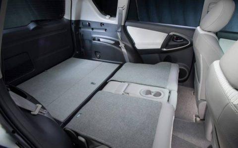 Багажник RAV4 2019 от Toyota