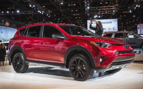 Toyota RAV4 2019 презентация