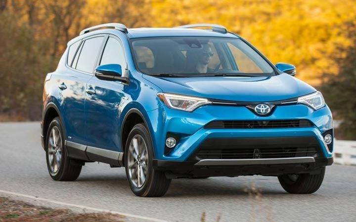 Новый гибридный внедорожник 2019 года от Тойота
