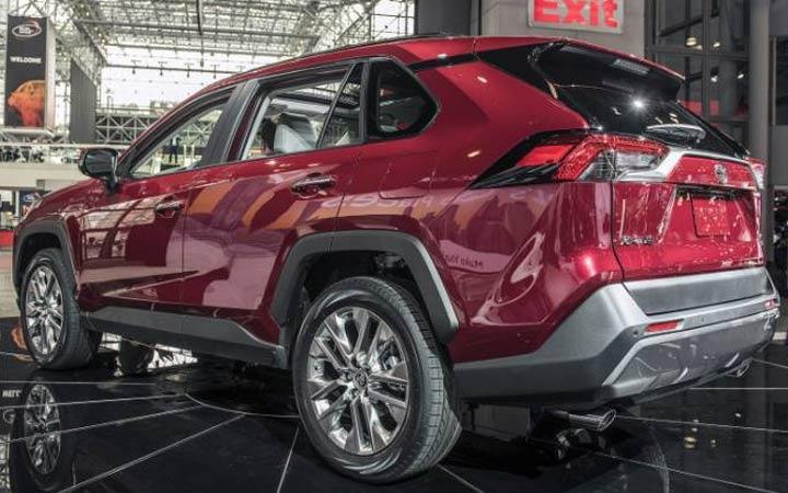 Toyota rav4 2019 года - КалендарьГода картинки