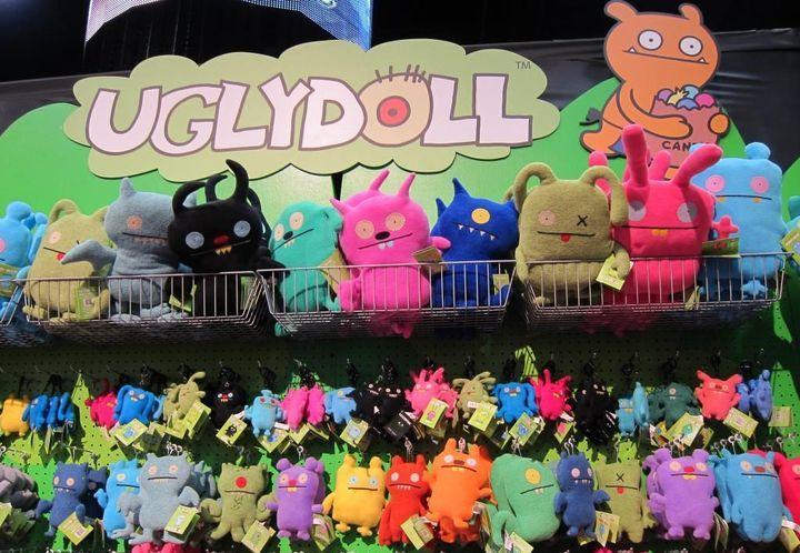 Ugly Dolls в магазине