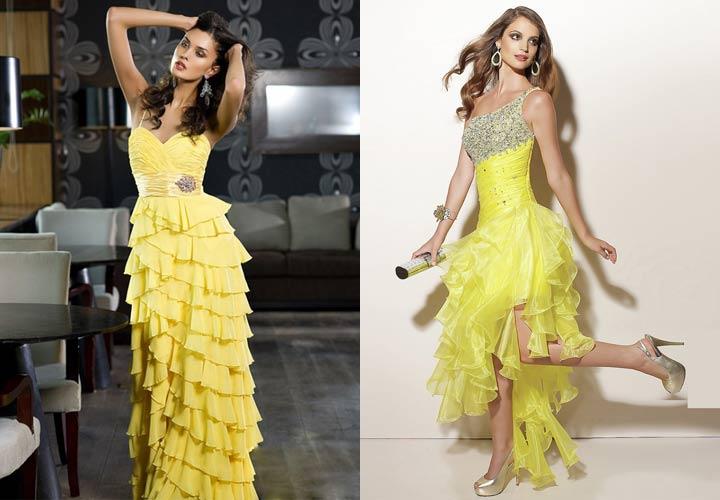 Вечернее платье для встречи 2019 года