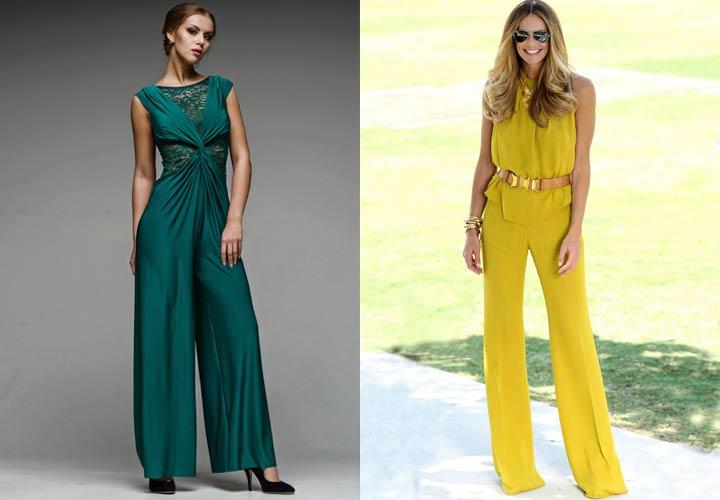 Модные комбинезоны 2019 года