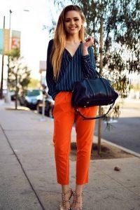 Яркие брюки на 2019 год