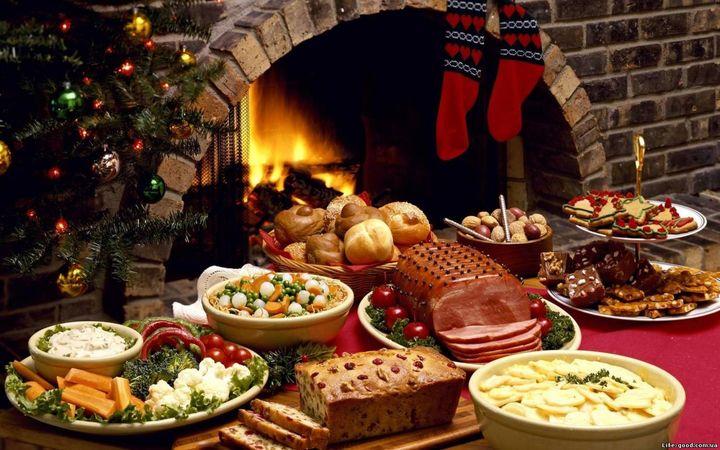 Праздничная еда