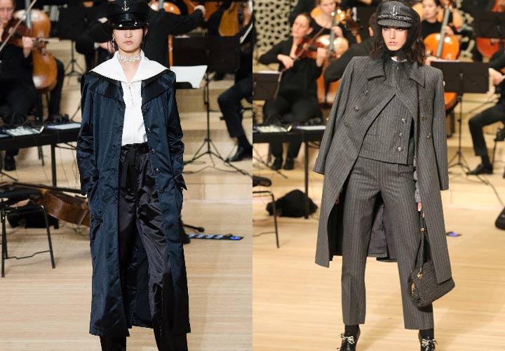Пальто Chanel 2019-2019