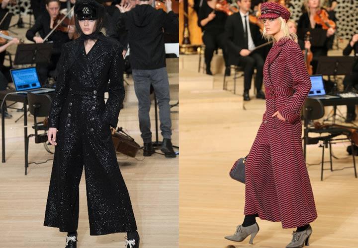 Модные образы 2018-2019 года от Chanel