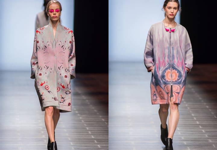Модные пальто 2018-2019 от Викки