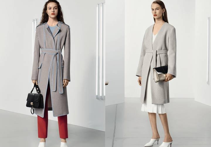 Стильные пальто коллекции 2018 года от Hugo Boss