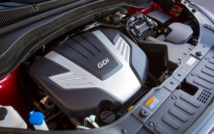 Двигатель Kia Sorento Prime 2019