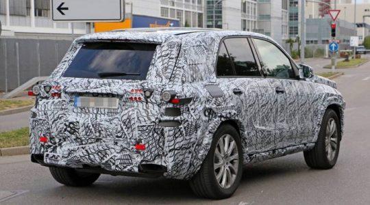 Тест -драйв Mercedes GLE 2019