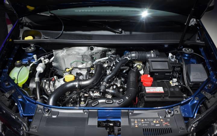 Новый двигатель Renault Sandero 2019