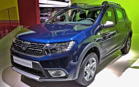 Новый Renault Sandero 2019 года