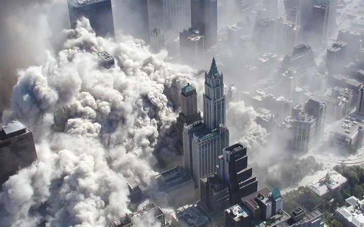 Теракт с башнями-близнецами