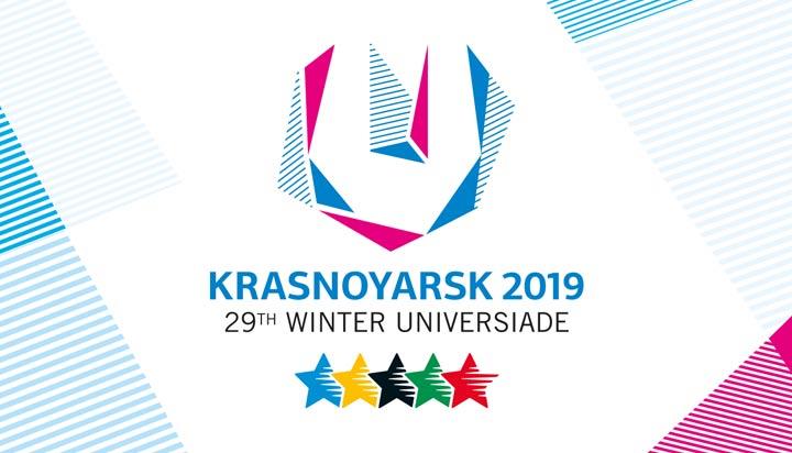Логотип Универсиады в Красноярске