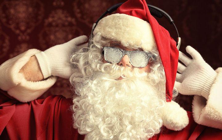 Крутой Дед Мороз