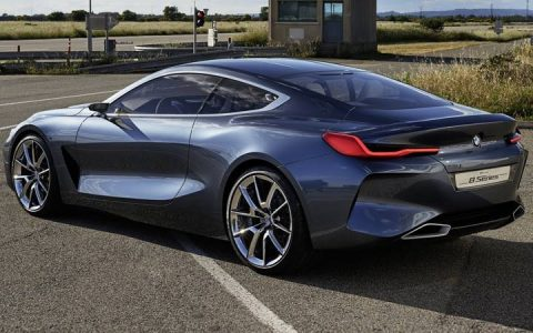 Экстерьер BMW 8-series