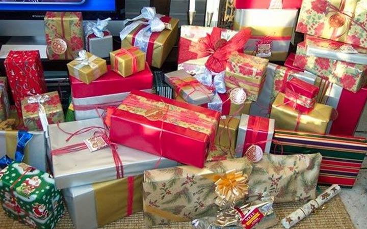 Где купить подарки на Новый 2019 год