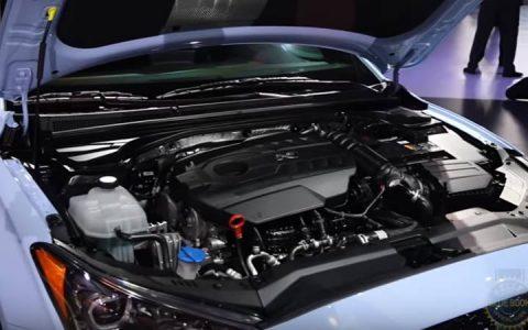 Силовой агрегат Hyundai Veloster 2019