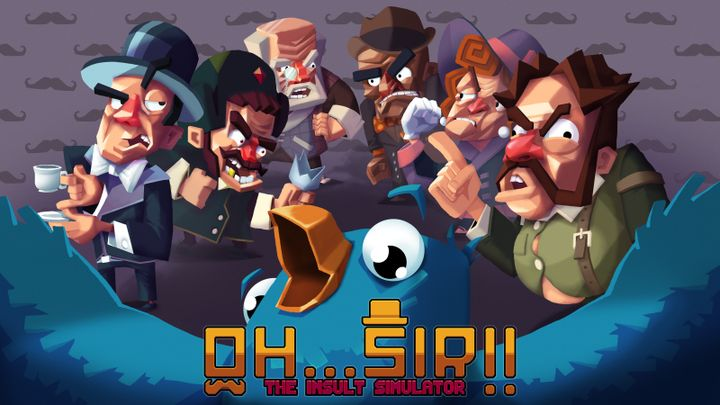 Игра Oh…Sir! The Insult Simulator