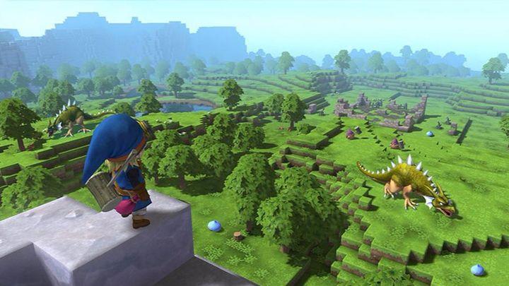 Игра Dragon Quest Builders для Нинтендо