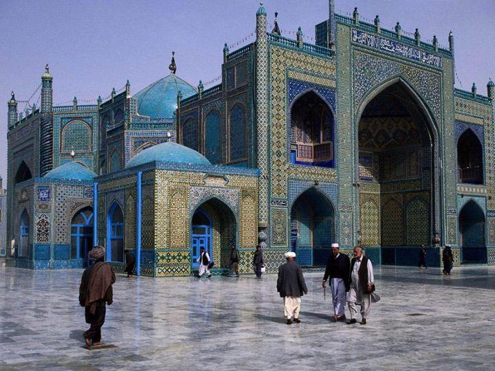 Голубая мечеть Армения